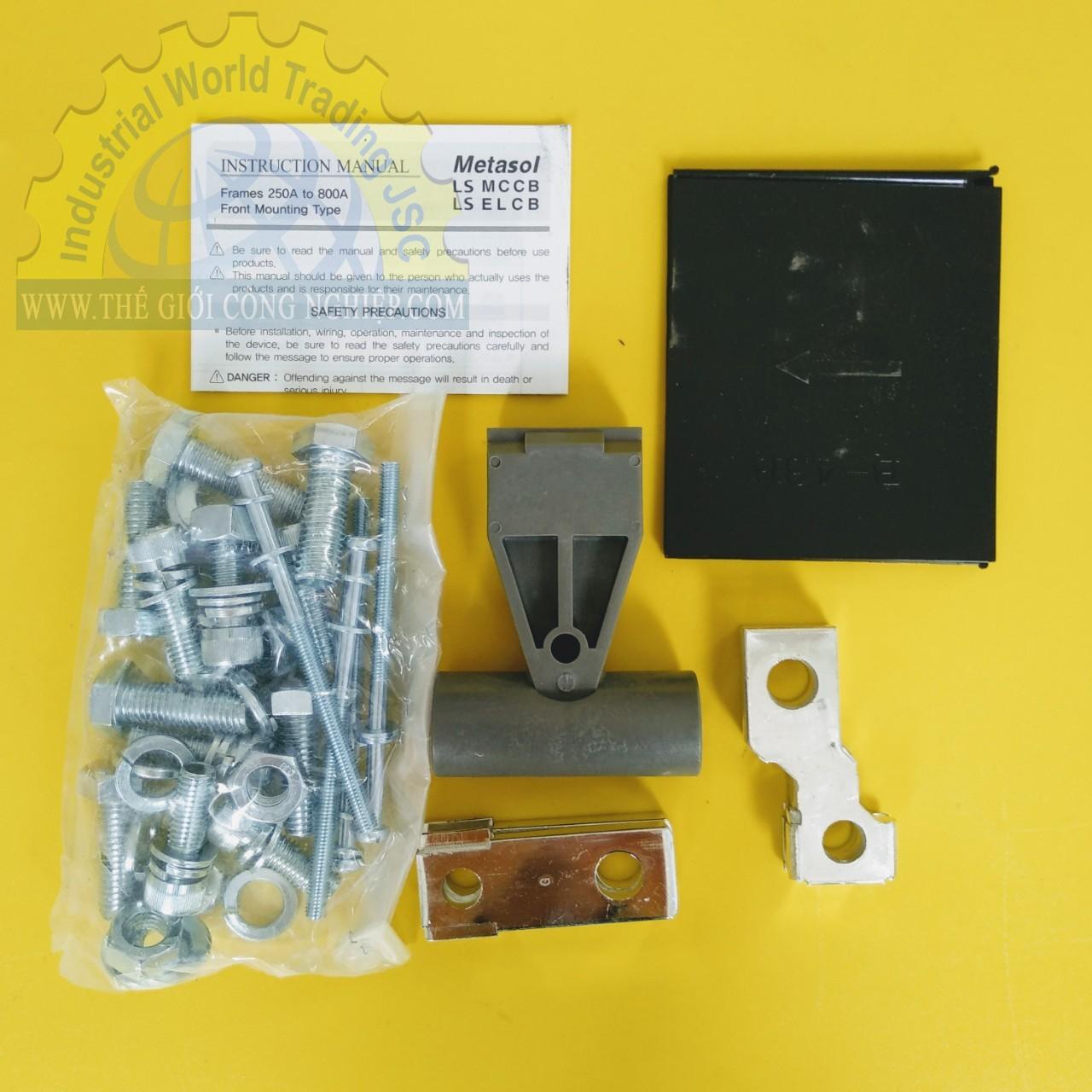 Cầu dao tự động MCCB 3P 400A  ABS403C 400A (65kA) LS