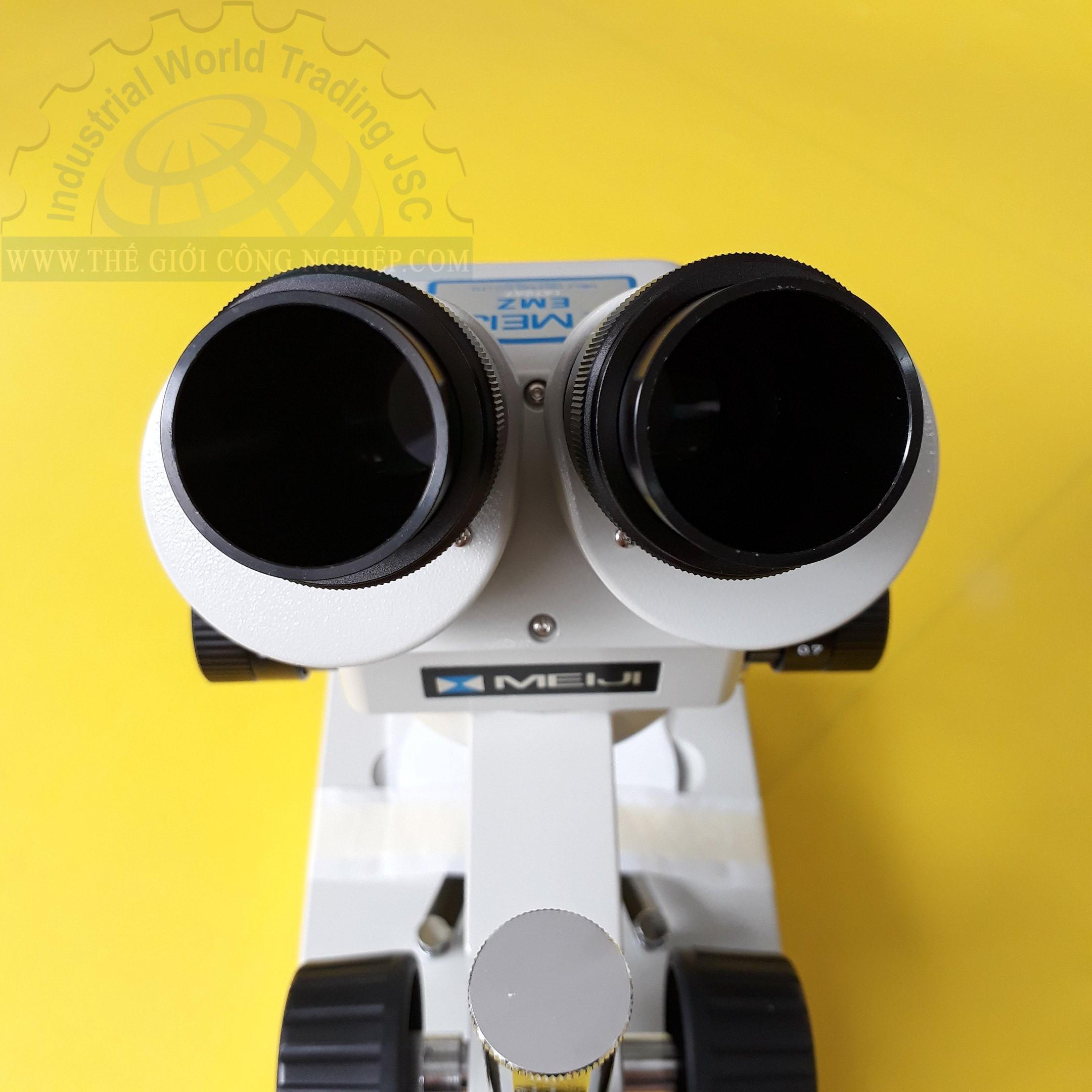 Kính Hiển Vi soi nổi bao gồm chân đế và ống kính 10x  EMZ-5P/10 Meiji Techno