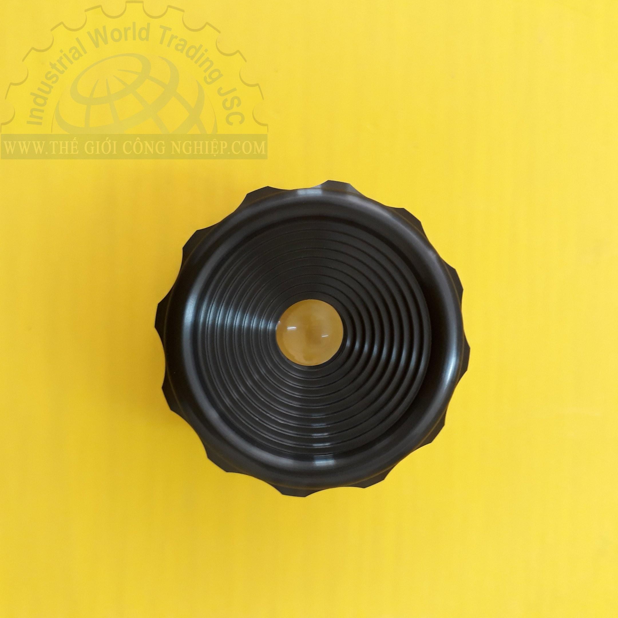 Kính lúp cầm tay có thước đo tiêu chuẩn, độ phóng đại 30x scale Loupe NoS 2037 2037-30X PEAK