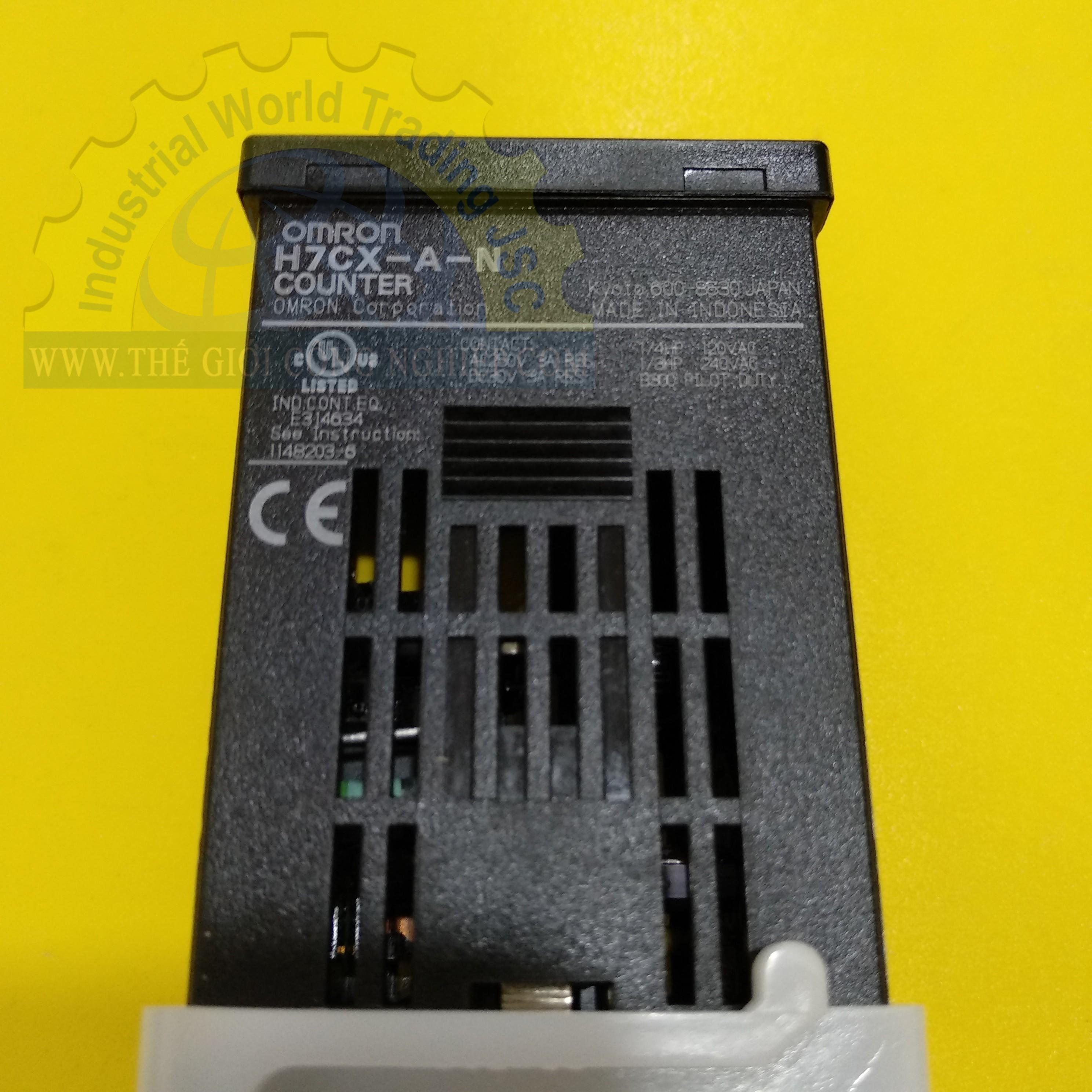Bộ đếm thời gian  H7CX-A-N Omron