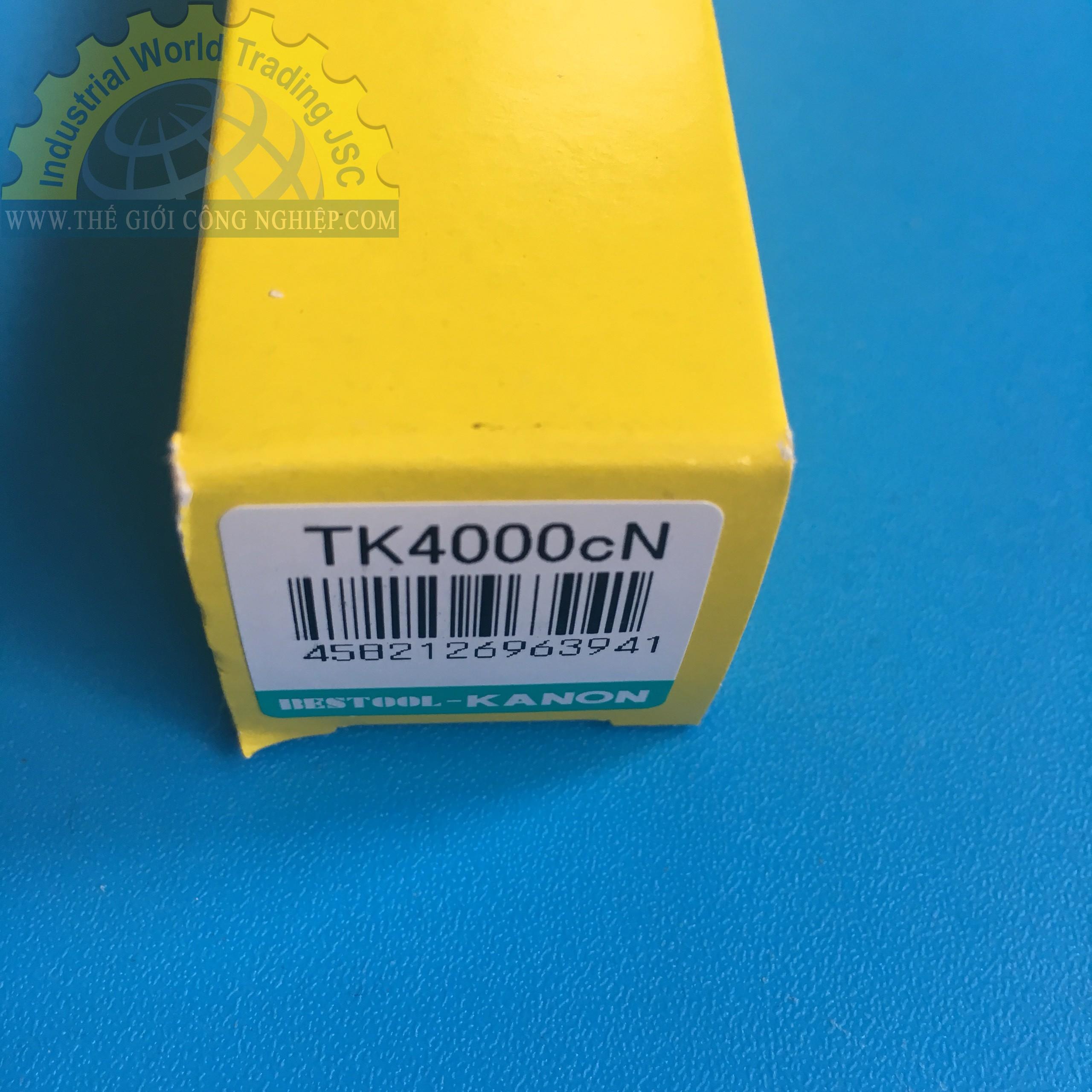Cân lò xo 0 - 4000cN  TK4000CN Kanon