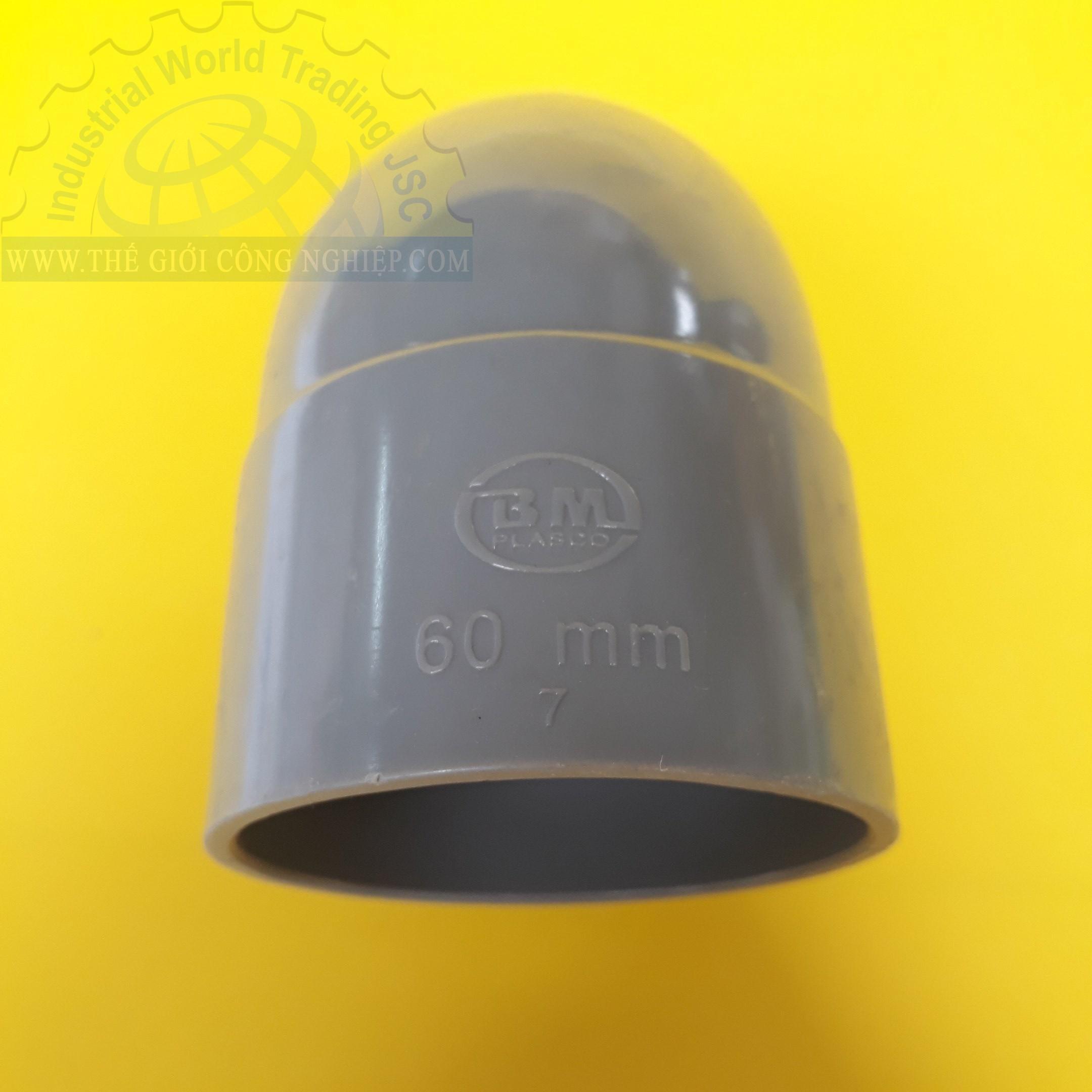 Co PVC 60mm dày  TGCN-32261 Nhựa Bình Minh