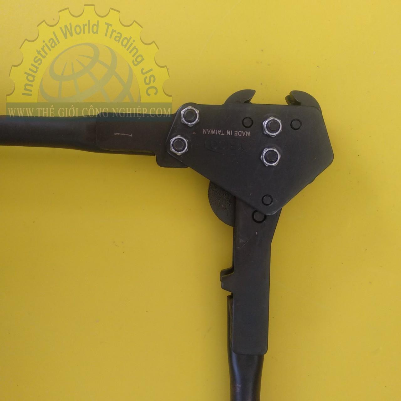 Dụng cụ bấm bọ sắt đóng đai thép  C3171 Ybico