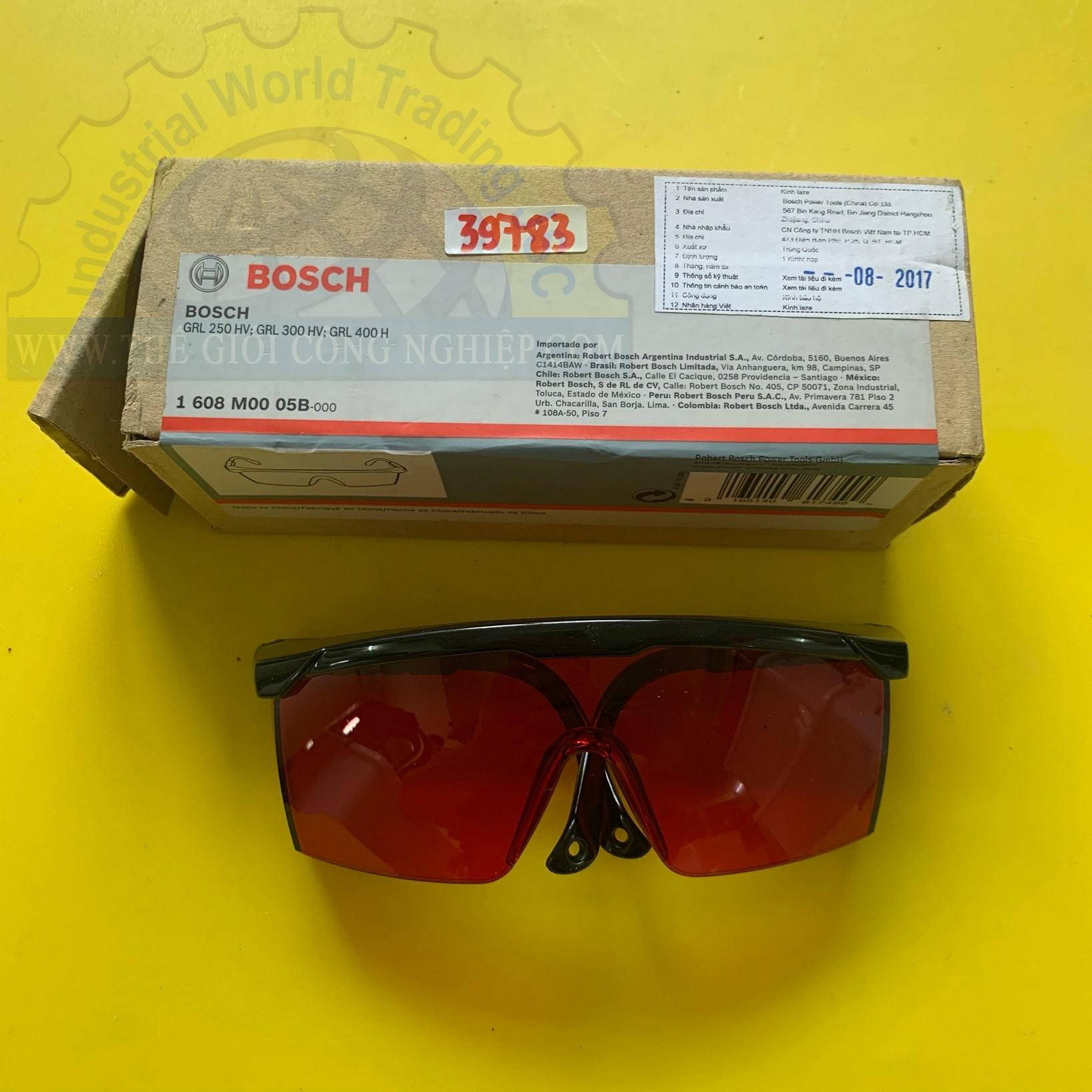 Kính Laser màu đỏ  1608M0005B BOSCH