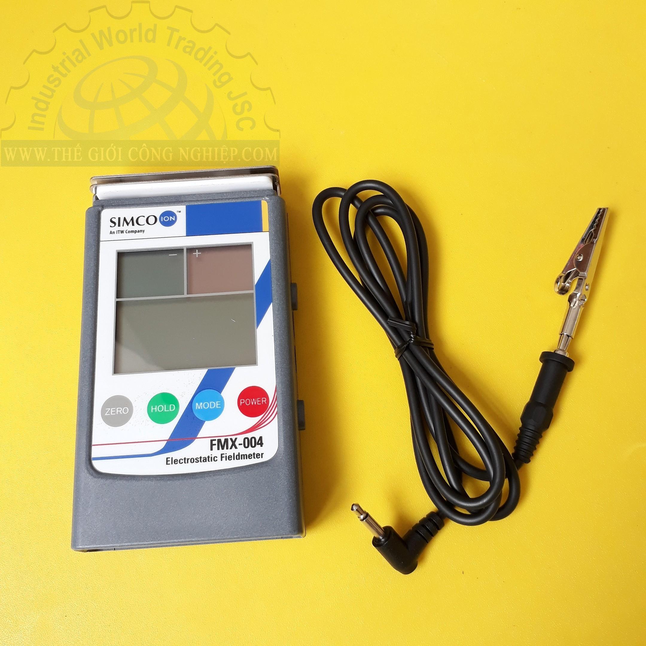 Máy đo tĩnh điện static Meter FMX-004 Simco