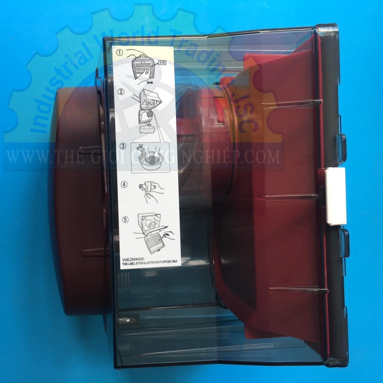 Máy hút bụi không túi 2200W  MC-CL779RN49 Panasonic