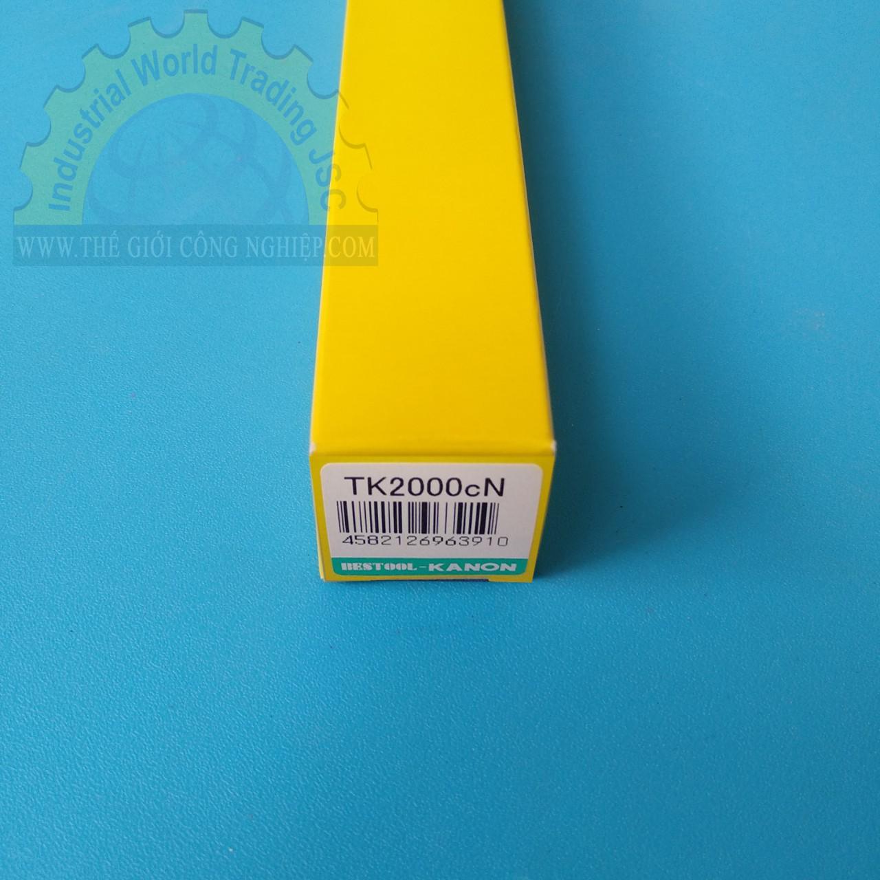 Thiết bị đo lực căng 0 - 2000cN  TK2000cN Kanon