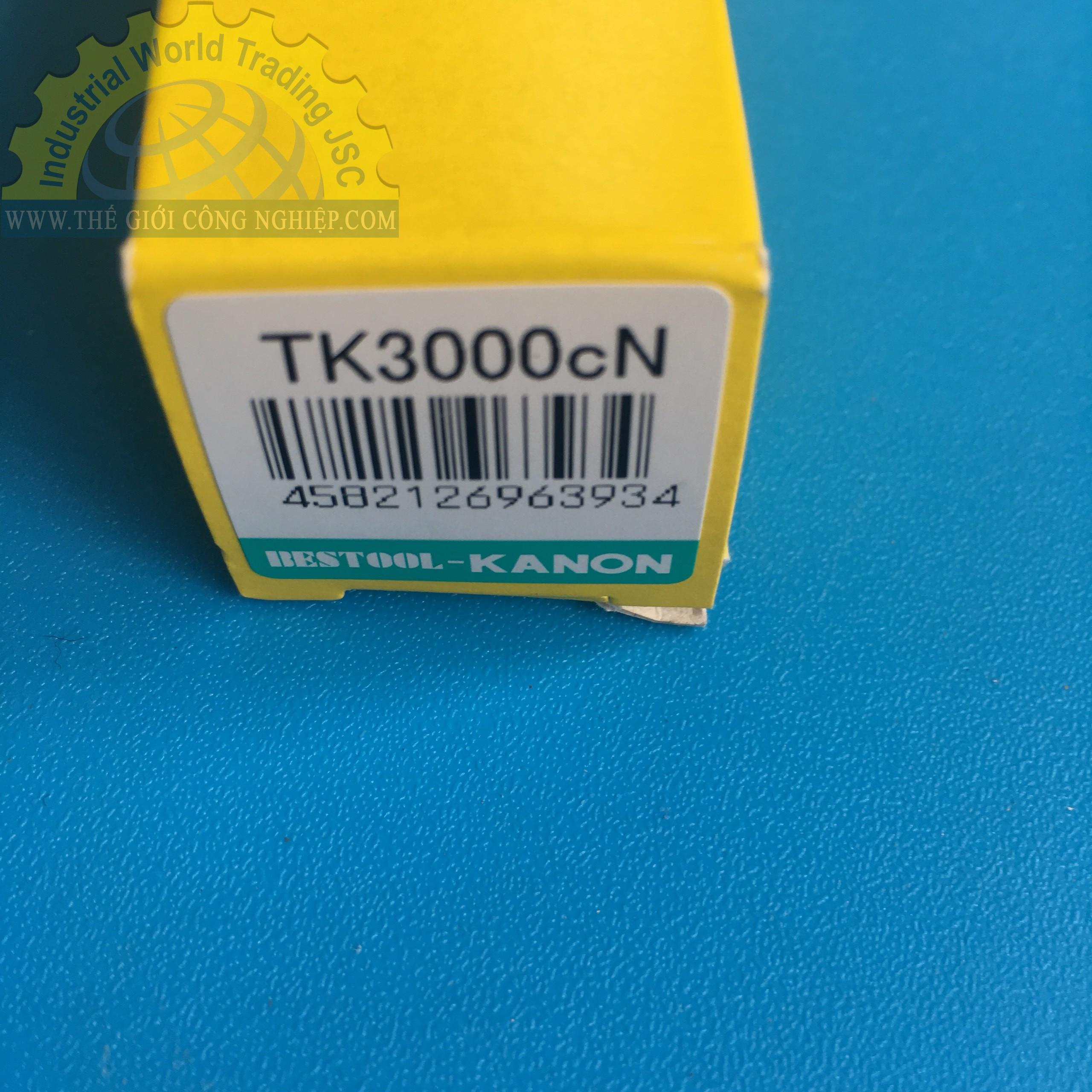 Thiết bị đo lực căng 0 - 3000cN  TK3000cN Kanon
