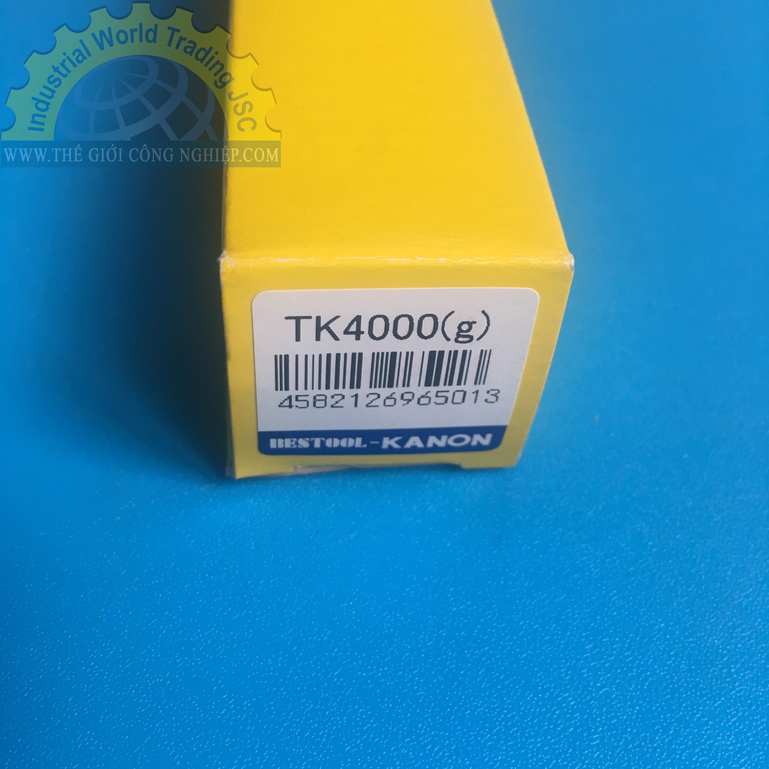 Thiết bị đo lực căng 0-4000g  TK4000 Kanon