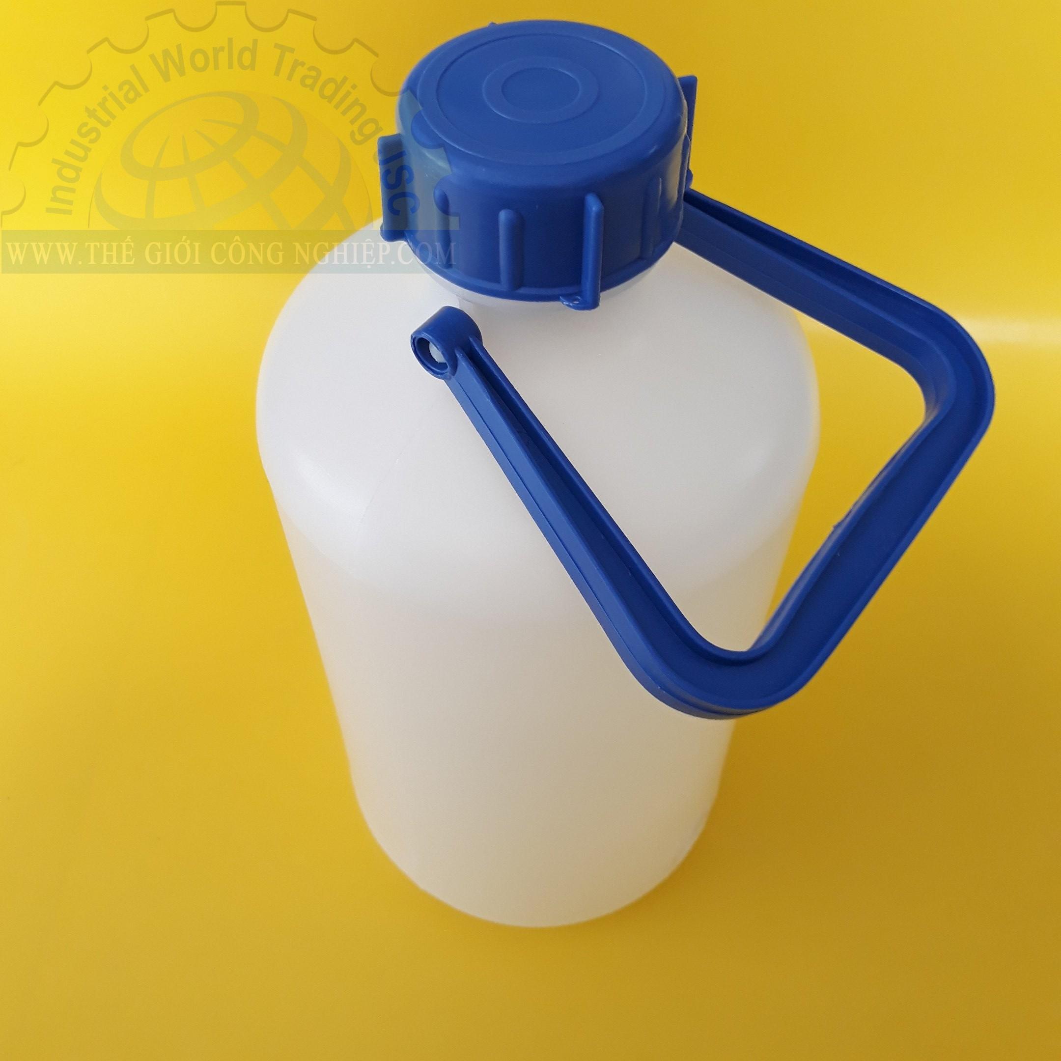 Bình nhựa có van 5L HDPE  11041 Kartell