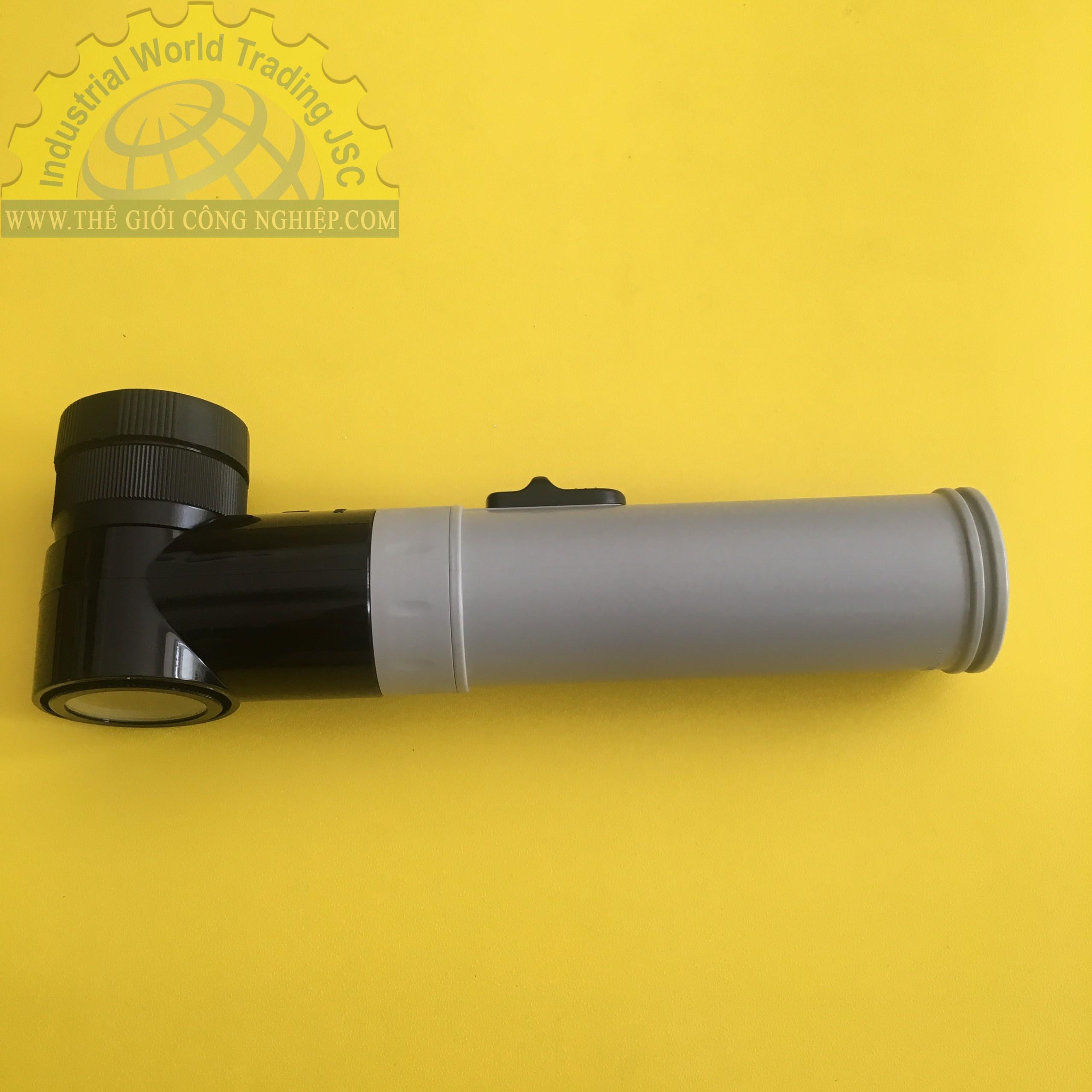 Kính lúp cầm tay có đèn, độ phóng đại 7X light Scale Lupe 1998 7X PEAK