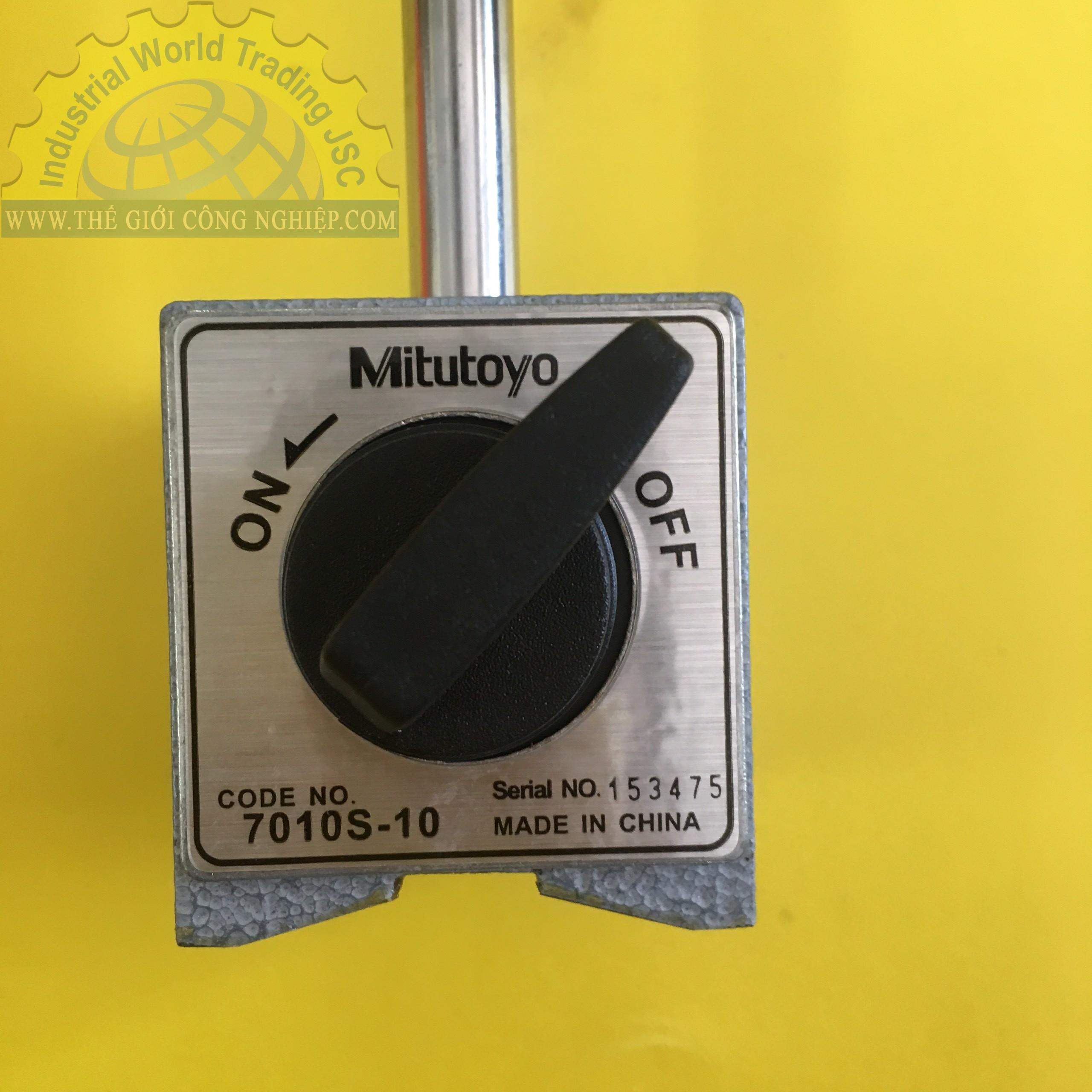 Chân đế cho đồng hồ so   7010S-10 MITUTOYO