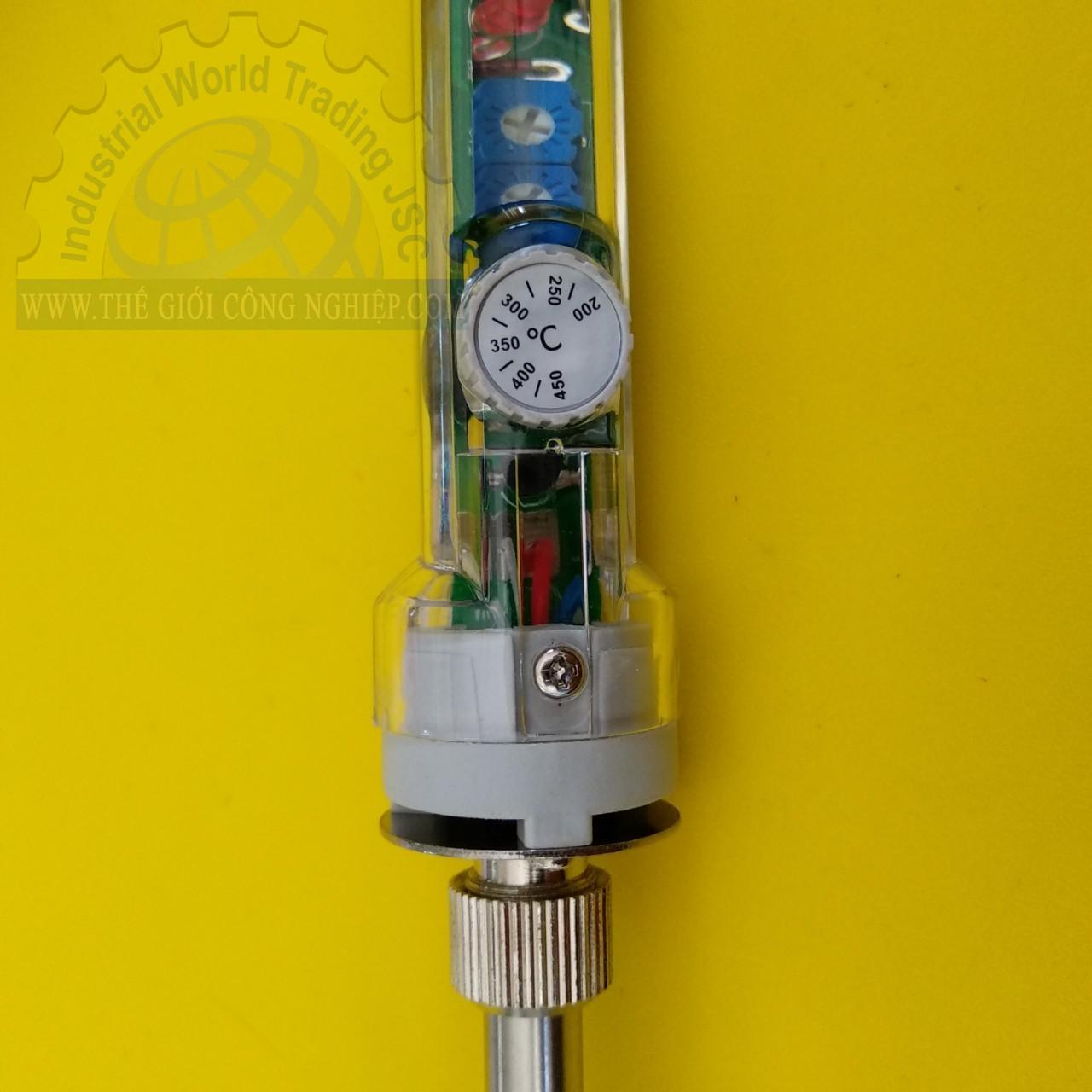 Mỏ hàn điều chỉnh nhiệt độ 60W  907-60W China