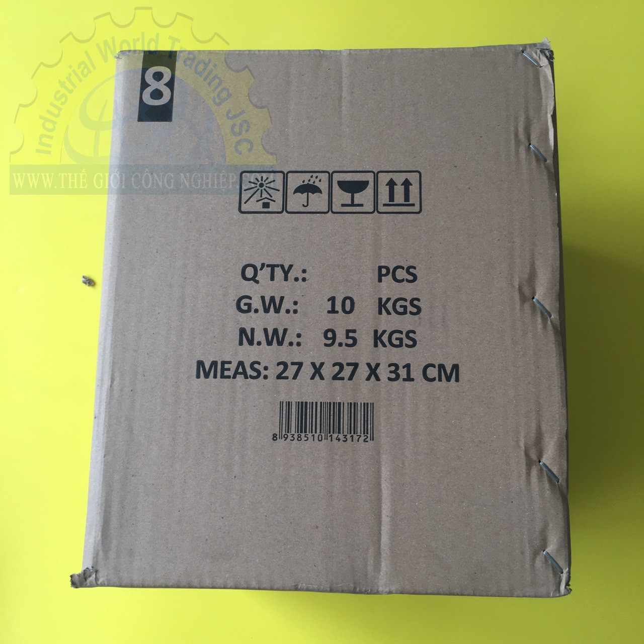 Quả cầu chữa cháy tự động 8kg  XZFT-8 China