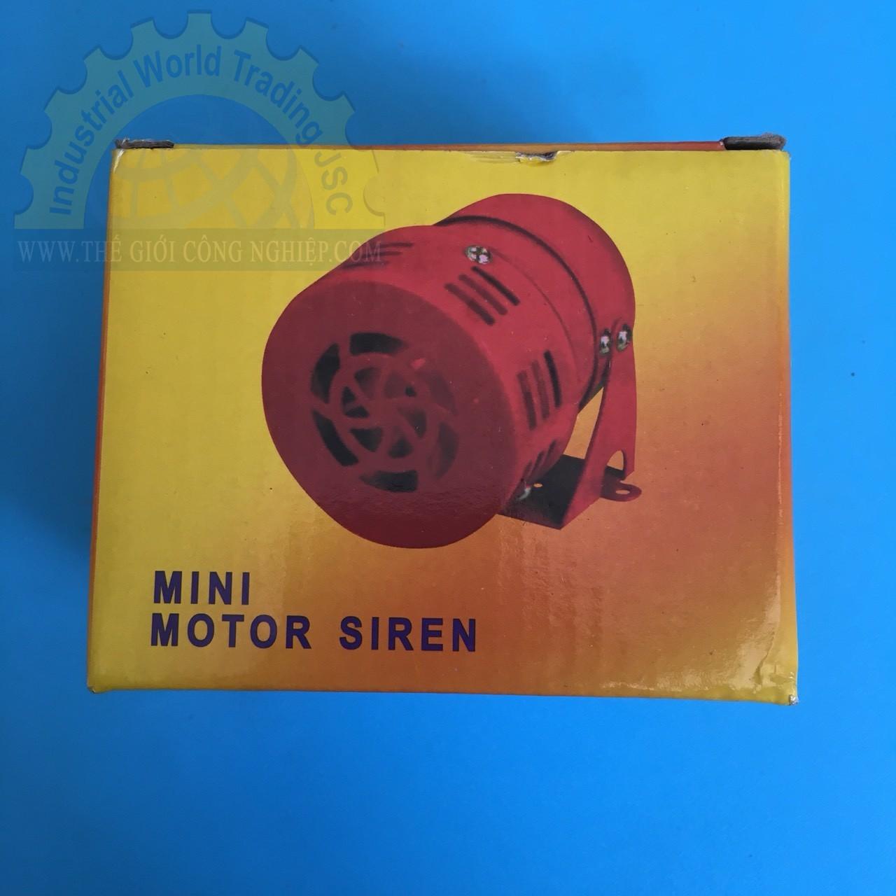 Còi hú báo động 220V  MS-190 OEM-1013