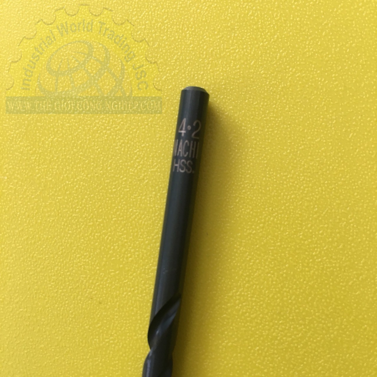 Mũi khoan sắt 4.2mm  LIST500-0420 Nachi