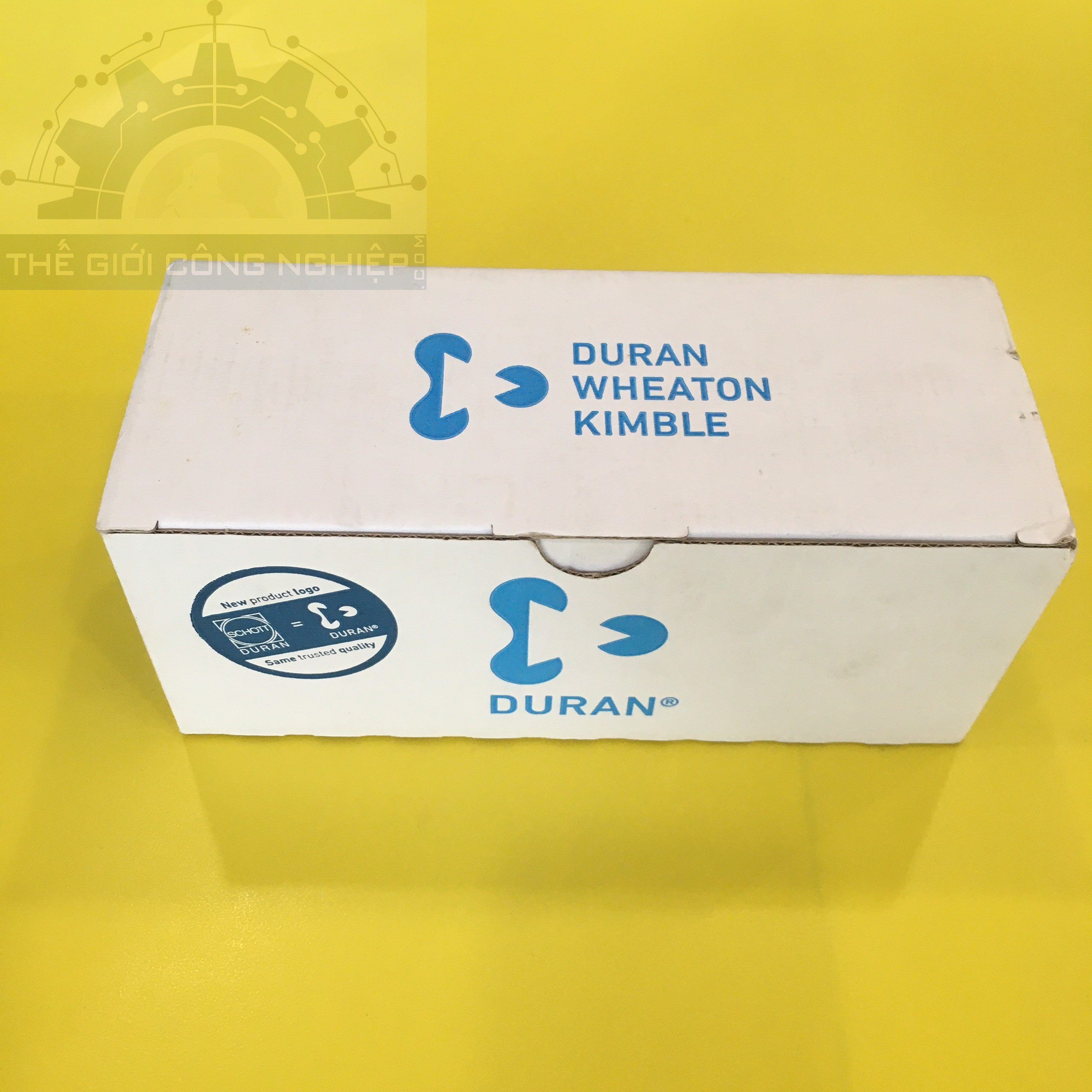 Chai thủy tinh 25ml  GL-25 DURAN