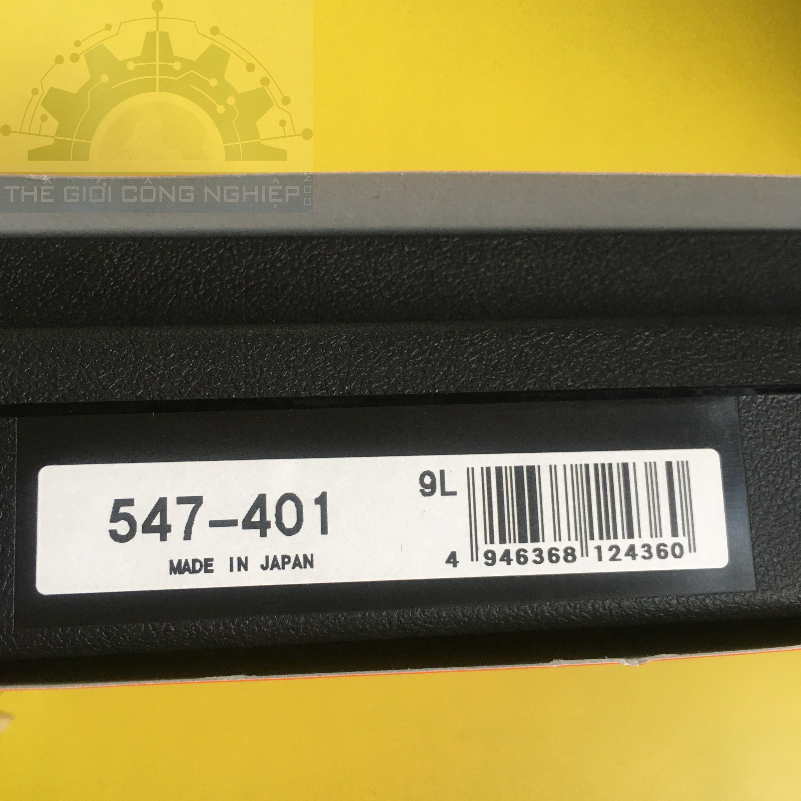 Đồng hồ đo độ dày điện tử 12/0.001 mm  547-401 MITUTOYO