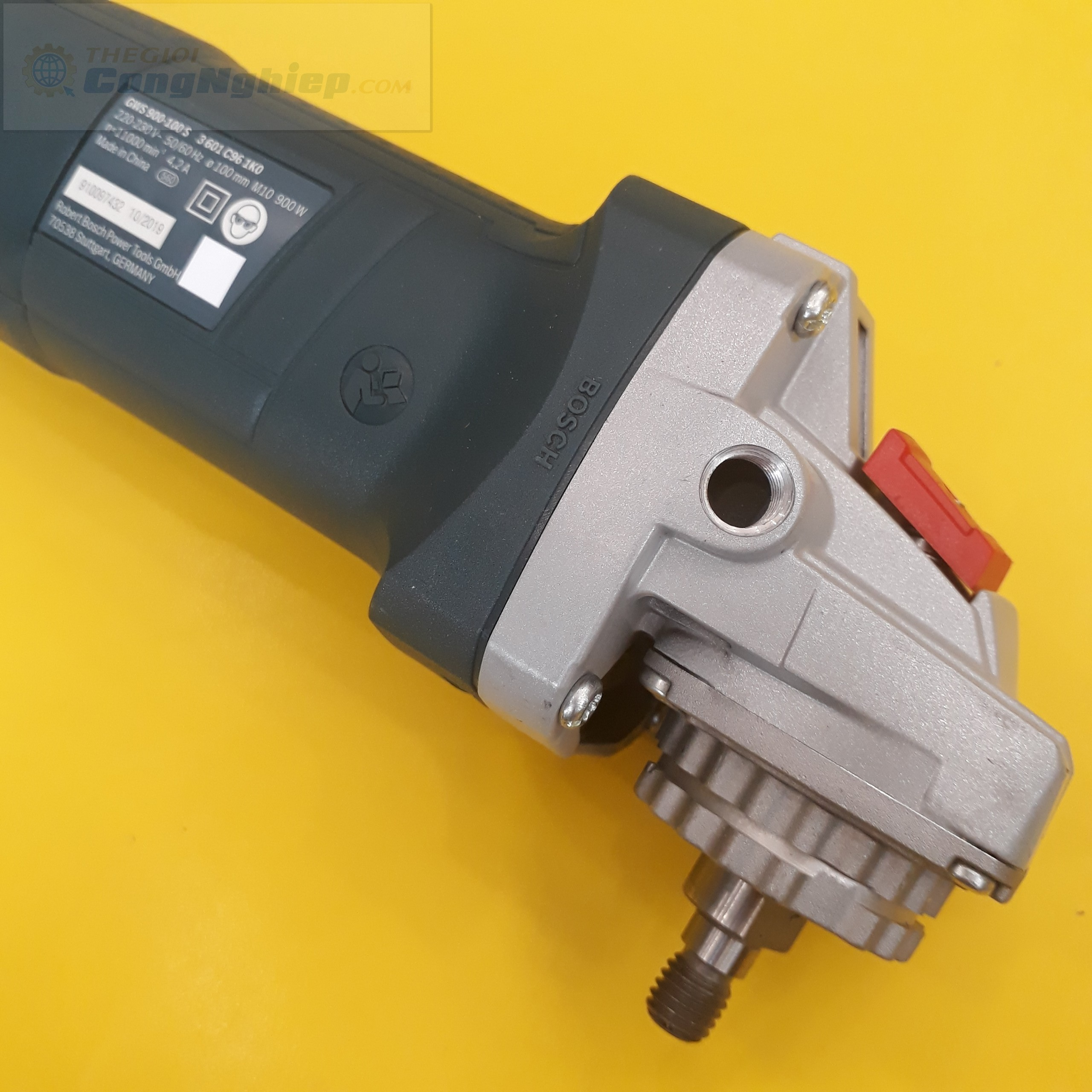 Máy mài góc cầm tay 100mm - 900W  GWS 900-100S BOSCH