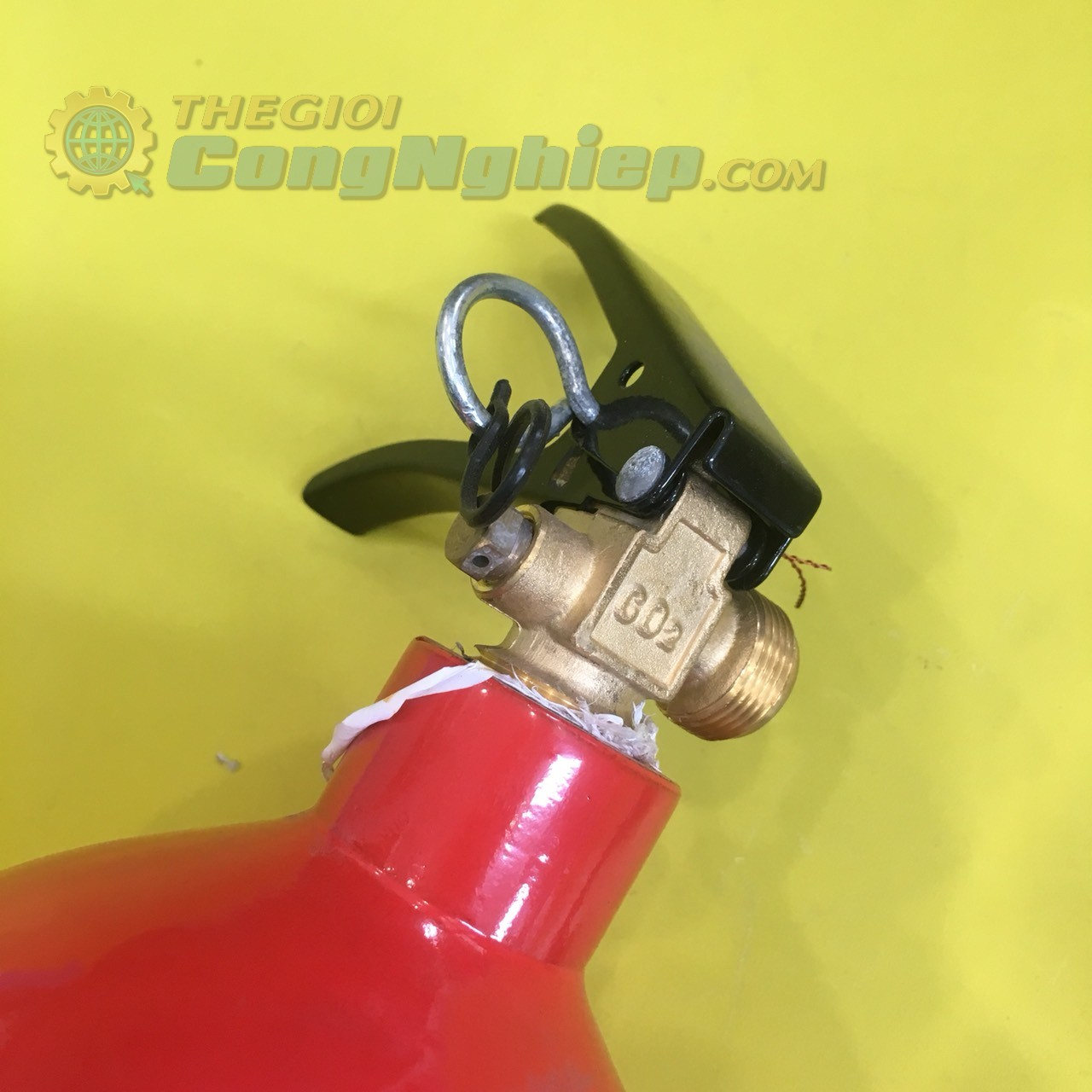 Bình chữa cháy khí Co2 3kg  MT3 China