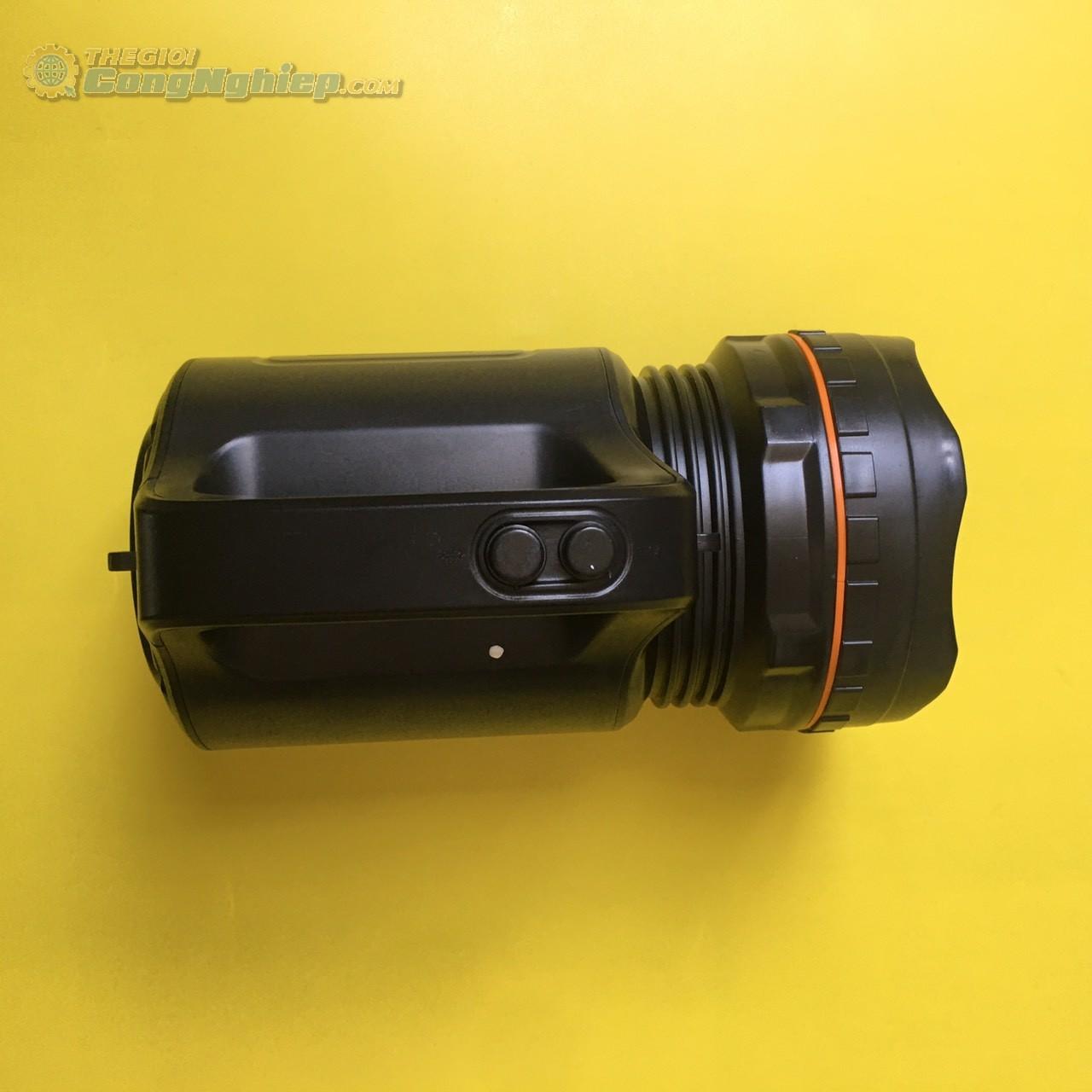 Đèn pin sạc siêu sáng đa năng 120W  TD-9855 Sankara