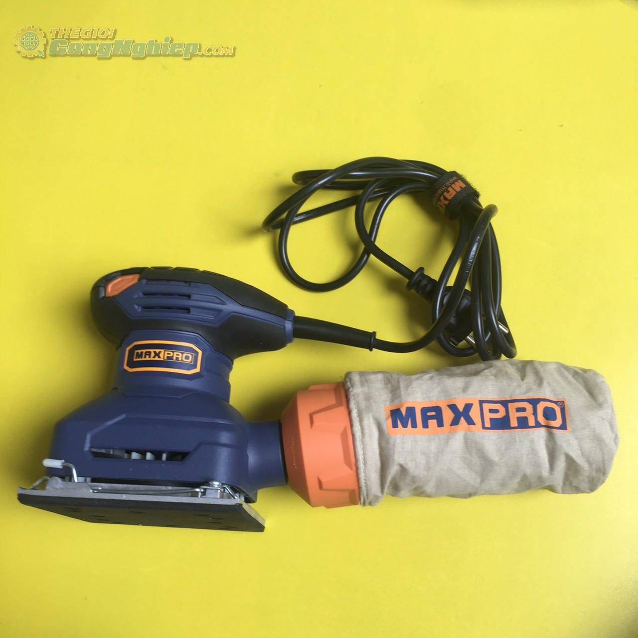 Máy chà nhám vuông 230W  MPPS230 MAXPRO