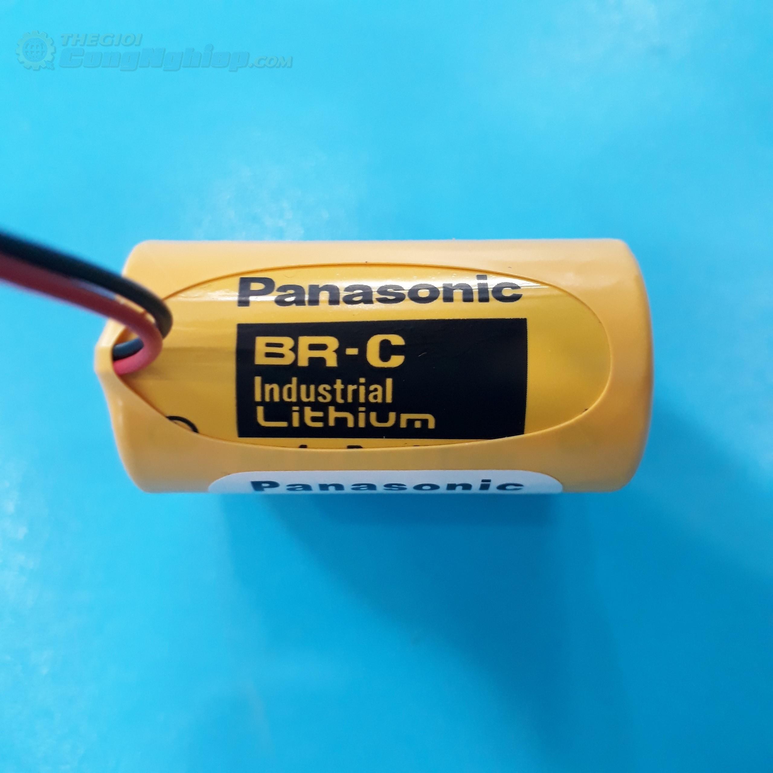 Pin nuôi nguồn lithium 6V 5000mAh   BR-CCF2TH Panasonic