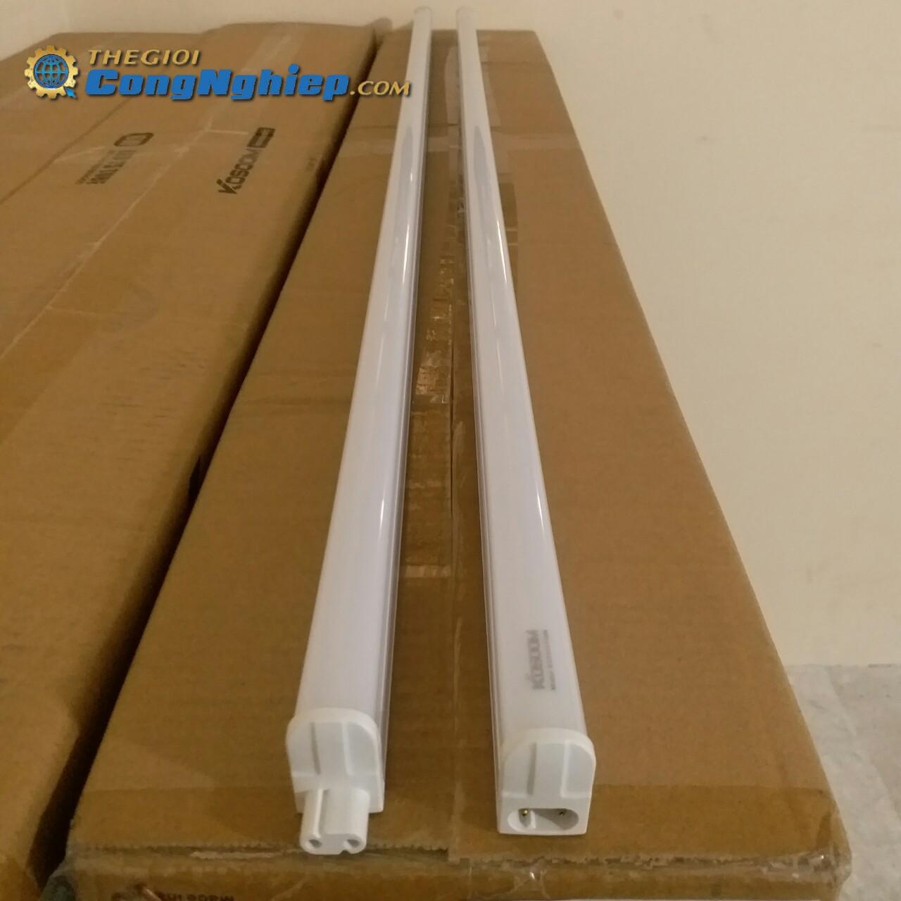 Đèn led tube T5 16W, thân nhựa dài 1m1, ánh sáng trắng  TGCN-51251  Kosoom