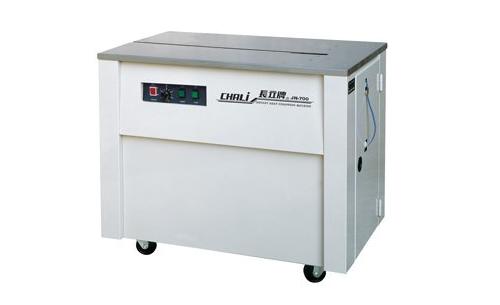 Cho thuê máy đóng đai bán tự động JN-740 Chali