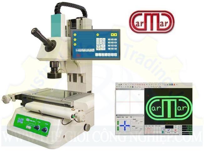 Hiệu chuẩn máy đo quang VMM-1510D Carmar