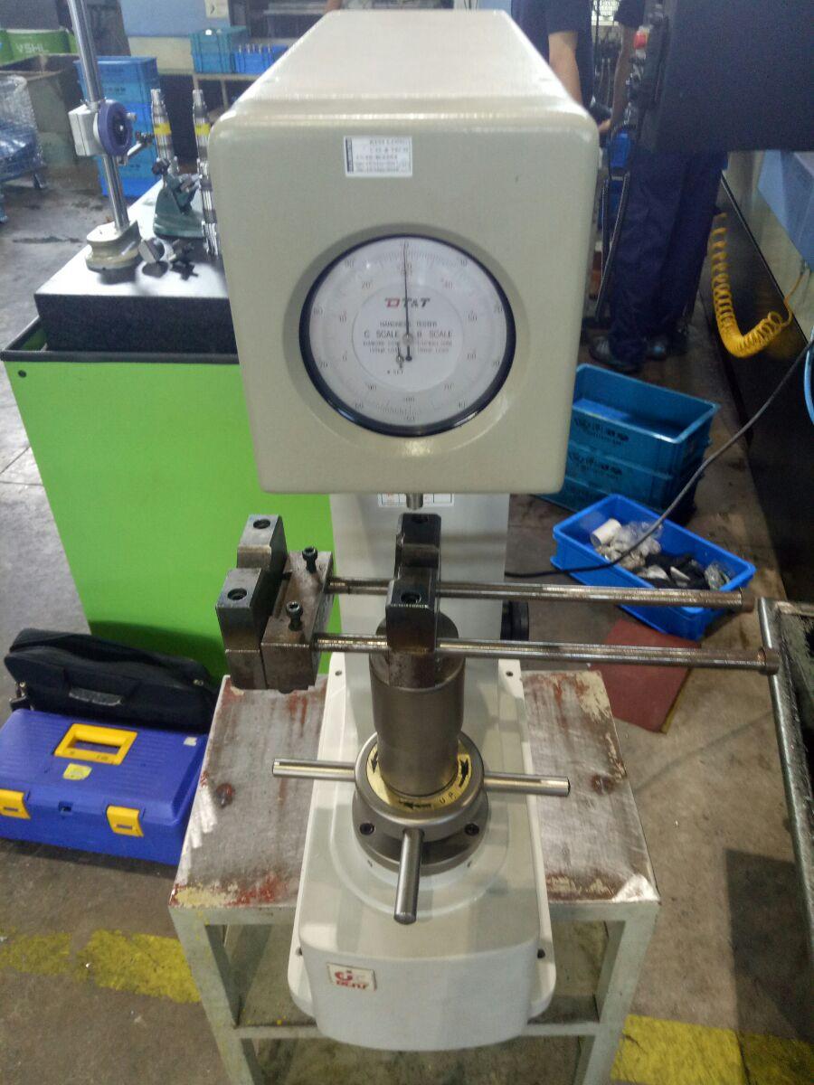 Sửa chữa lỗi không đo được cho máy đo độ cứng rockwell DTR-200N