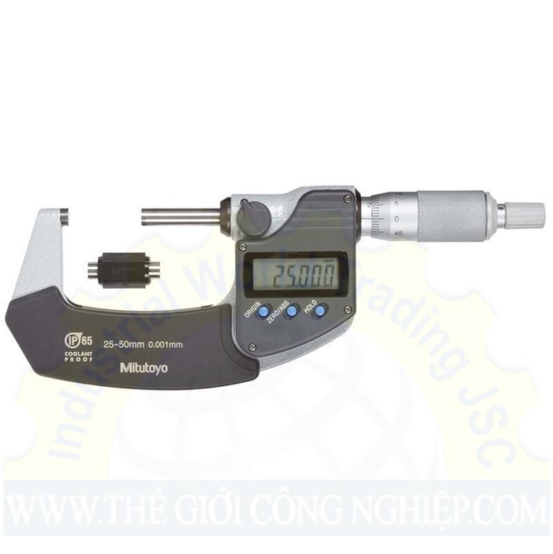 Sửa chữa lỗi không đo được cho panme đo ngoài điện tử 293-241-30 Mitutoyo