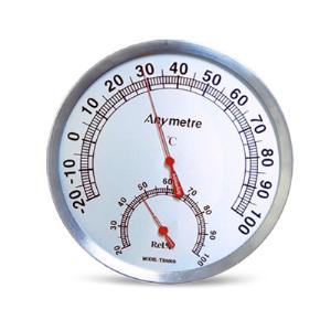 Hiệu chuẩn Nhiệt ẩm kế treo tường TH600B Anymetre