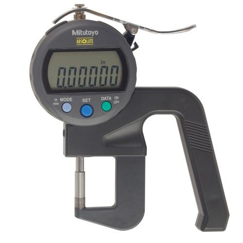 Sửa chữa lỗi không lên nguồn cho đồng hồ đo độ dày điện tử 547-400S Mitutoyo