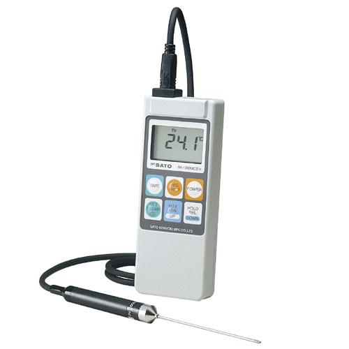 Sửa chữa lỗi OL và hư nút nhấn cho thiết bị đo nhiệt độ SK-1250 Sato