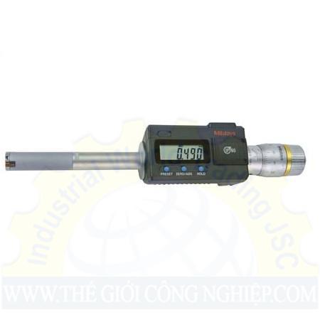 Sửa chữa lỗi kẹt chân đo cho panme đo lỗ 3 chấu điện tử 168-164 Mitutoyo