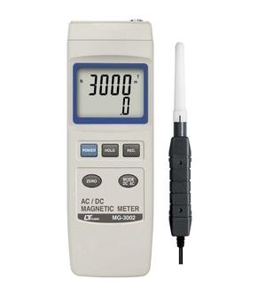 Hiệu chuẩn Thiết bị đo từ trường 3000 mt/ 30000 gauss MG-3002 Lutron