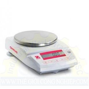 Hiệu chuẩn cân kỹ thuật 2100g model PA2102 Ohaus