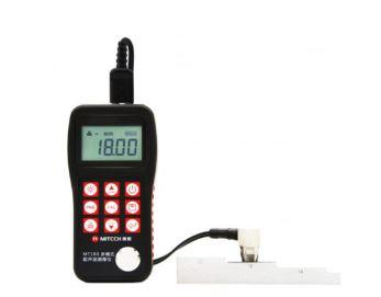 Hiệu chuẩn Máy đo độ dày bằng siêu âmMT180, Mitech