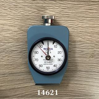 Sửa chữa Đồng hồ đo độ cứng cao su loại a GS-709G Teclock