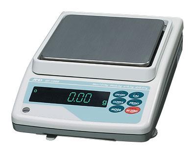 Hiệu chuẩn cân điện tử 3100g GF-3000 And