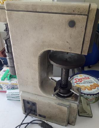 Sửa chữa lỗi không đo được của máy đo độ cứng AR-10 Akashi