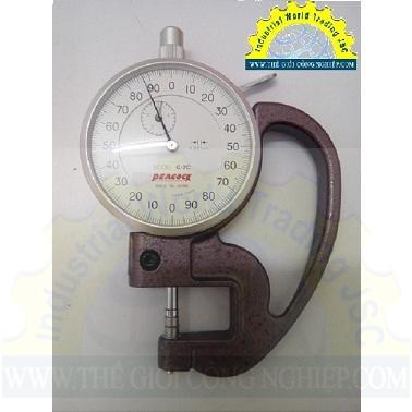 Sửa chữa lỗi lệch kim đồng hồ đo độ dày G-7C Peacock