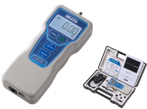 Sửa chữa lỗi quá tải cho thiết bị đo lực kéo đẩy điện tử DST-200N