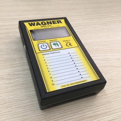 Hiệu chuẩn Máy đo độ ẩm gỗ 5% – 32% MMC-220 Wagner
