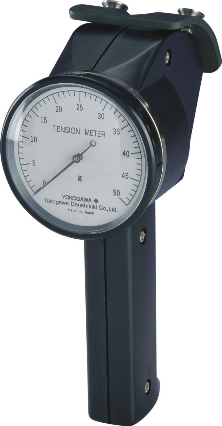 Báo cáo kiểm tra của hãng cho đồng hồ đo lực T-101-50-00 Yokogawa