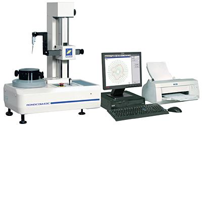 Hiệu chuẩn máy đo độ tròn Rondcom 41C Accretech