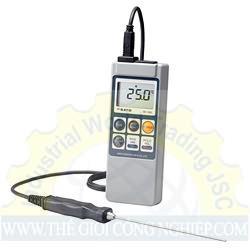 Hiệu chuẩn nhiệt kế điện tử kèm đầu dò SK-1260 Sato