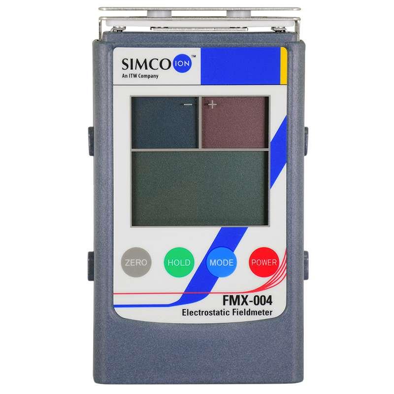 Hướng dẫn sử dụng máy đo tĩnh điệnFMX-004 Simco