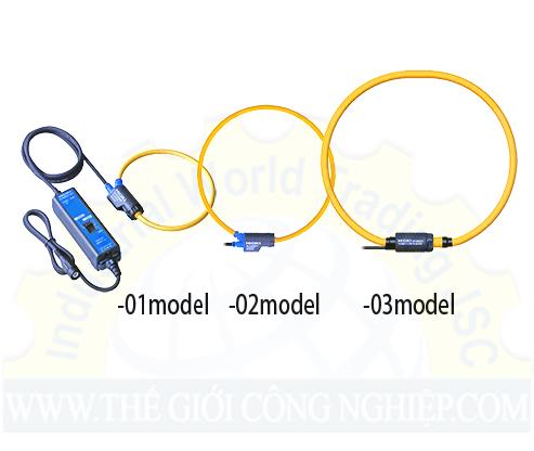 Đầu đo dòng điện dạng kìm  CT9667 03 HIOKI